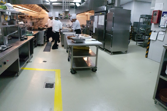 Commercial Kitchen Flooring Philippines