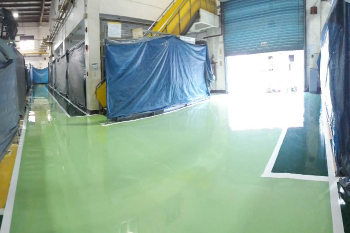 Warehouse Flooring Philippines
