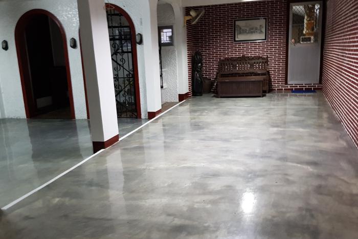 Liquid Marble (Metallic Epoxy Flooring) Philippines