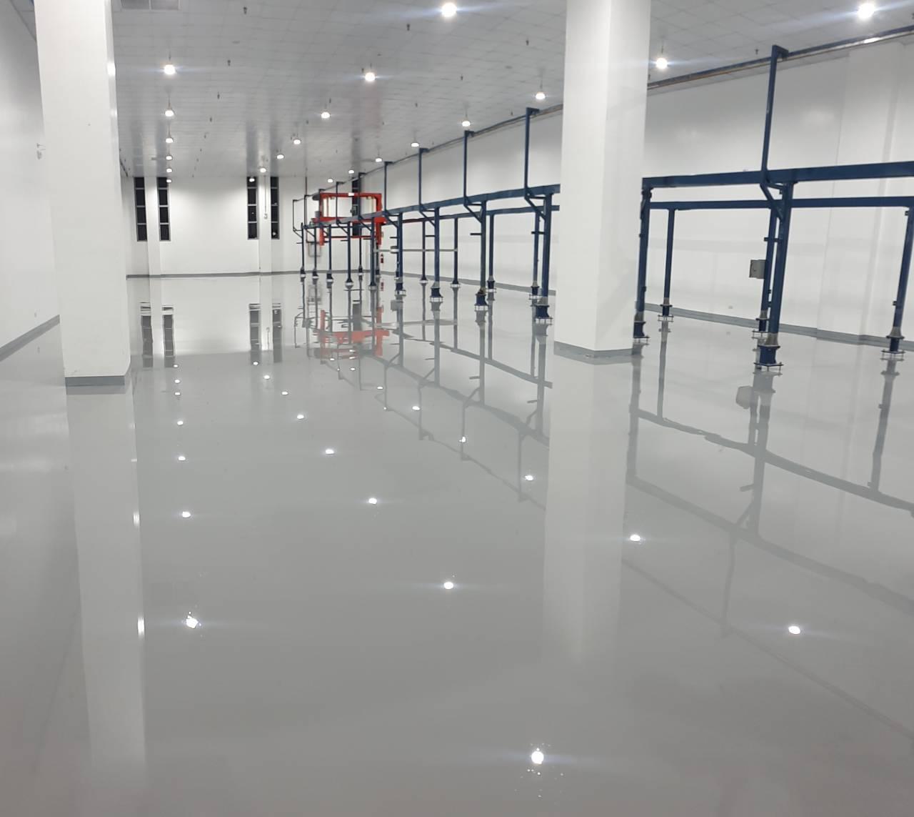 Self-Leveling Epoxy Flooring Philippines - Majestic Chemicals